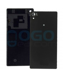 Battery Door/Back Cover Replacement for Sony Xperia Z2 Black