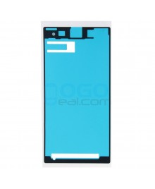 Front Housing Adhesive Sticker Replacement for Sony Xperia Z1 L39H