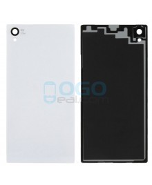 Battery Door/Back Cover Replacement for Sony Xperia Z1 L39H White Ori