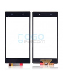 Digitizer Touch Glass Panel Replacement for Sony Xperia Z1 L39H Black