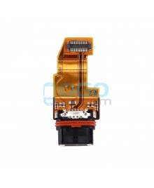 Charging Dock Port & Sensor & Headphone Jack Flex Cable Replacement for Sony Xperia X Performance