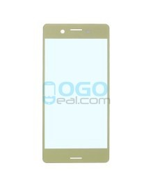 Front Glass Lens Replacement for Sony Xperia X Performance - Green