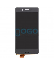 For Sony Xperia X / X Performance LCD & Touch Screen Assembly Replacement - Black