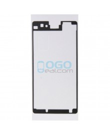 OEM Front Housing Adhesive Sticker Replacement for Sony Xperia Z1 Compact/Z1 Mini