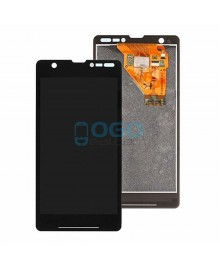 For Sony Xperia ZR M36H OEM LCD & Digitizer Touch Screen Assembly Replacement - Black