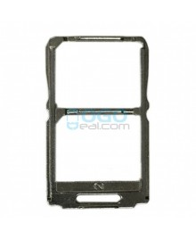 Dual SIM Micro SD Card Tray Holder Slot Replacement for Sony Xperia M5 E5603