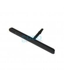 OEM Micro SD & USB Anti Dust Plug Cap Cover for Sony Xperia M5 E5603 Black