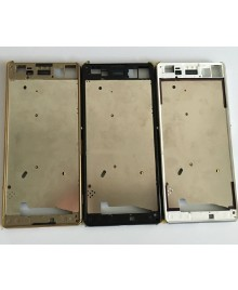 OEM Front Housing Bezel Replacement for Sony Xperia M5 E5603 - White