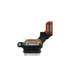 Charging Dock Port & Sensor & Headphone Jack Flex Cable Replacement for Sony Xperia M4 Aqua