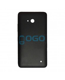 Battery Door/Back Cover Replacement for Nokia Microsoft Lumia 640 - Black