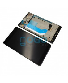 LCD & Digitizer Touch Screen Assembly With Frame replacement for Nokia Microsoft Lumia 950 - Black