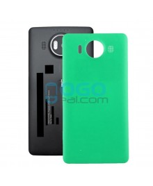 OEM Battery Door/Back Cover Replacement for Nokia Microsoft Lumia 950 - Green