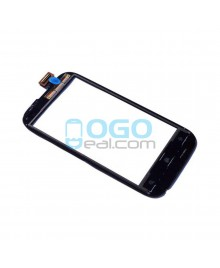 Digitizer Touch Glass Panel Replacement for Nokia Lumia 510 Black