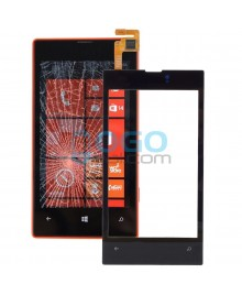Digitizer Touch Glass Panel Replacement for Nokia Lumia 520 Black