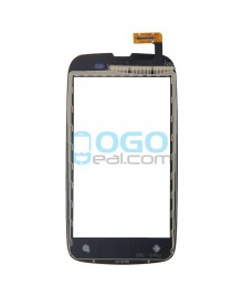 Digitizer Touch Glass Panel Replacement for Nokia Lumia 610 Black