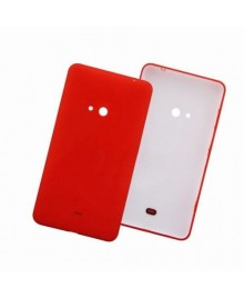 Battery Door/Back Cover Replacement for Nokia Lumia 625 - Red