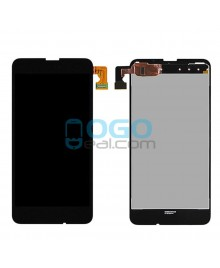 LCD & Digitizer Touch Screen Assembly Replacement for Nokia Lumia 635 - Black