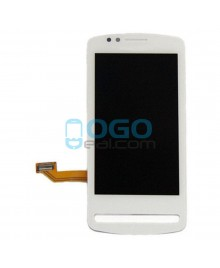 LCD & Digitizer Touch Screen Assembly Replacement for Nokia Lumia 700 - White
