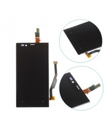 LCD & Digitizer Touch Screen Assembly Replacement for Nokia Lumia 720 - Black
