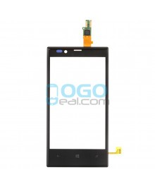 Digitizer Touch Glass Panel Replacement for Nokia Lumia 720 Black