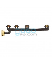 Power On Off Volume Side Key Button Flex Cable Replacement for Nokia Lumia 820
