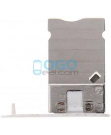SIM Card Tray Replacement for Nokia Lumia 900 - White