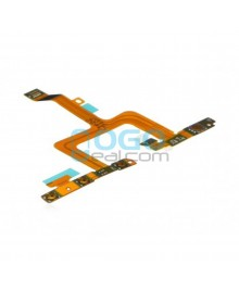 Power On Off Volume Side Key Button Flex Cable Replacement for Nokia Lumia 900