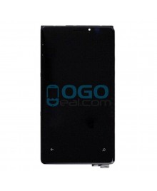 LCD & Digitizer Touch Screen Assembly Replacement for Nokia Lumia 920 - Black