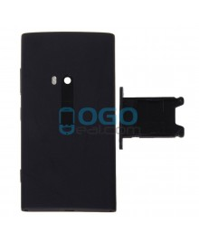 Battery Door/Back Cover Replacement for Nokia Lumia 920 - Black