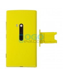 Battery Door/Back Cover Replacement for Nokia Lumia 920 - Yellow