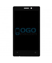 LCD & Digitizer Touch Screen Assembly Replacement for Nikia Lumia 925 - Black