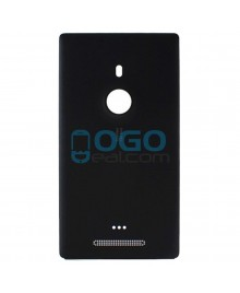 Battery Door/Back Cover Replacement for Nikia Lumia 925 - Black
