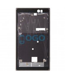 Front Housing Bezel Replacement for Nokia Lumia 925 - Black