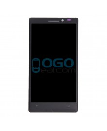 LCD & Digitizer Touch Screen Assembly Replacement for Nokia Lumia 930 - Black