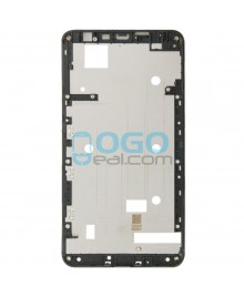 Front Housing Bezel Replacement for Nokia Lumia 1320 - Black