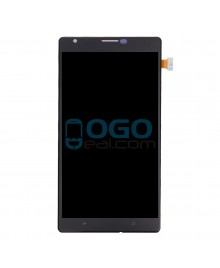 LCD & Digitizer Touch Screen Assembly Replacement for Nokia Lumia 1520 - Black