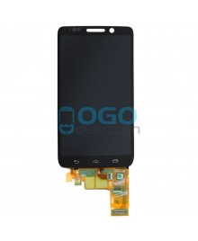 LCD & Digitizer Touch Screen Assembly Replacement for Motorola Droid Mini XT1030 - Black