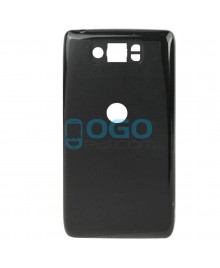 Battery Door/Back Cover Replacement for Motorola Droid Mini XT1030 - Black