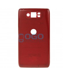 Battery Door/Back Cover Replacement for Motorola Droid Mini XT1030 - Red