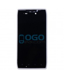 LCD & Digitizer Touch Screen Assembly With Frame replacement for Motorola Droid Razr XT912 - Black