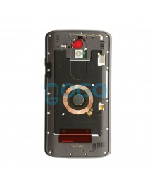 Midframe Assembly Replacement for Motorola Droid Turbo 2 - Black/Gray