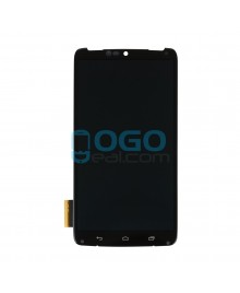 LCD & Digitizer Touch Screen Assembly Replacement for Motorola Droid Turbo XT1254 - Black