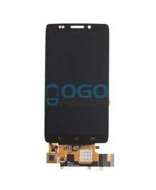 LCD & Digitizer Touch Screen Assembly Replacement for Motorola Droid Ultra XT1080 - Black