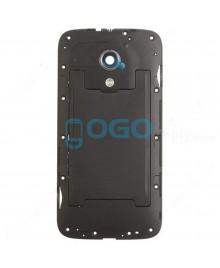 Battery Door/Back Cover Replacement for Motorola Moto G - Black