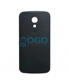 Battery Door/Back Cover Replacement for Motorola Moto G (2nd Gen) - Black