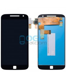 LCD & Digitizer Touch Screen Assembly Replacement for Motorola Moto G4 - Black