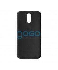 Battery Door/Back Cover Replacement for Motorola Moto G4 Plus - Black