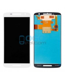 LCD & Digitizer Touch Screen Assembly Replacement for Motorola Droid Maxx 2 XT1565 - Black