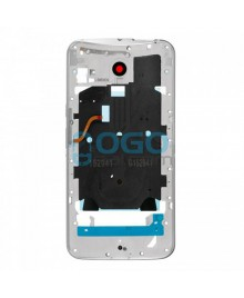 Front Housing Bezel Replacement for Motorola Moto X Style - White