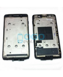 Front Housing Bezel Replacement for Motorola Droid Mini XT1030 - Black